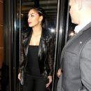 Nicole Scherzinger: leaving C Restaurant in London