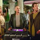 Donna Murphy, Patrick Stewart and Daniel Hugh Kelly in Star Trek: Insurrection