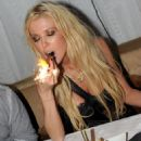 Tara Reid birthday party pics - VIP Room in St. Tropez - Nov 9 2010