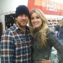 Christian Kane and Whitney Duncan