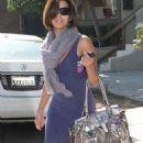 Eva Longoria - Hollywood Candids, 29.10.2008.