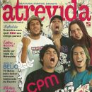 CPM 22 - Atrevida Magazine Cover [Brazil] (July 2006)