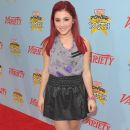 Ariana Grande arrives at Variety's 3rd Annual Power of Youth Event at Paramount Studios, on December 5, 2009 in Los Angeles