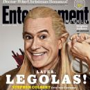 Stephen Colbert - Entertainment Weekly Magazine Pictorial [United States] (19 December 2014)