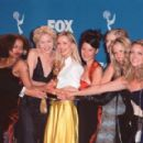 "The cast of ""Ally McBeal"" At The 51st Annual Primetime Emmy Awards (1999)"