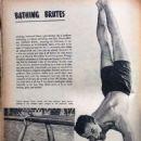 Dennis Morgan - Movie Fan Magazine Pictorial [United States] (September 1952) - 454 x 664