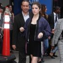 Anna Kendrick at 'Good Morning America' Studios in NYC - 454 x 759