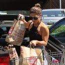 Vanessa Hudgens Seen At Whole Foods In Studio City