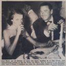 Errol Flynn - Cinemonde Magazine Pictorial [France] (22 August 1949)