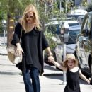 Rachel Zoe was spotted running errands with her son Kaius Berman in Los Angeles, California on March 24, 2017 - 454 x 582