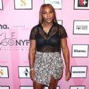 Serena Williams – S by Serena Fashion Show in New York City