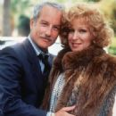 Bette Midler and Richard Dreyfuss