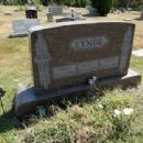 Grave of actor Paul Lynde, Ohio,Halloween,