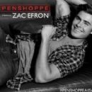 Zac Efron PENSHOPPE PHOTO SHOOT