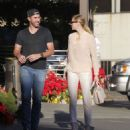 Kate Upton – Shopping at the CVS with Justin Varlander in Beverly Hills - 454 x 519