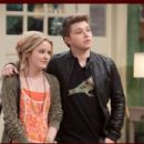 Taylor Spreitler and Sterling Knight