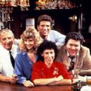 Cheers Cast (1982)