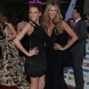 Elle MacPherson attend the Pride of Britain Awards at the Grosvenor House Hotel on October 3, 2011 in London, England
