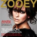 Jennifer Love Hewitt: September 2011 issue of Zooey magazine