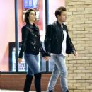 Mary Elizabeth Winstead and Ewan McGregor out in Hollywood - 454 x 569