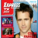 Colin Farrell - Express Tv Pilot Magazine Cover [Poland] (10 July 2020)