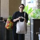 Rooney Mara – Shopping at Erewhon in Los Angeles