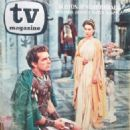 The Robe - TV Guide Magazine Cover [United States] (26 March 1967)