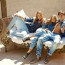 Magdalena Frackowiak, Frida Gustavsson & Francisco Lachowski - Mavi SS14 Collection - 454 x 341