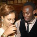 Nadia Buari and Michael Essien