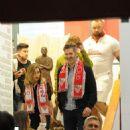 Emilia Clarke - November 06: Sevilla VS Barcelona Match - 454 x 682