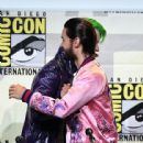 Jared Leto- July 23, 2016- Comic-Con International 2016 - Warner Bros Presentation