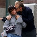Lily Allen and David Harbour – Out in Manhattan
