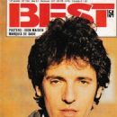 BEST Magazine Cover [France] (May 1981)