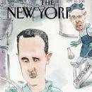 Bashar al-Assad - The New Yorker Magazine Cover [United States] (30 September 2013)
