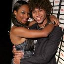 Corbin Bleu and Monique Coleman - 250 x 350