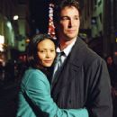 Noah Wyle and Thandie Newton