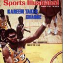 Kareem Abdul-Jabbar - Sports Illustrated Magazine Cover [United States] (14 February 1977)