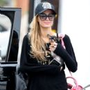 Paris Hilton out in Beverly Hills - 454 x 681