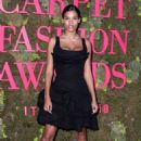 Tina Kunakey – Green Carpet Fashion Awards 2018 in Milan - 454 x 700