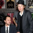 Beck and Giovanni Ribisi