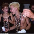 Billy Idol & Perri Lister - 454 x 290