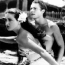 Dorothy Lamour and Jon Hall