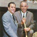 The Broadcasting Team of Lou Boudreau & Vince Lloyd