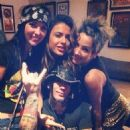 DJ Ashba and Natalia Henao The Joint, Hard Rock Hotel & Casino - 454 x 460