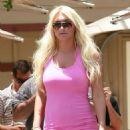 Brooke Hogan - On Set Of Her Show 'Brooke Knows Best', 8.7.2009.