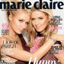 Paris Hilton - Marie Claire Magazine Pictorial [Spain] (January 2013)
