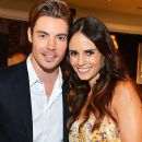 Josh Henderson and Jordana Brewster