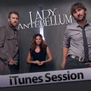 Lady Antebellum Album - iTunes Session