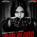 Mariska Hargitay as Justice in  Taylor Swift: Bad Blood - 454 x 605