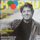 Robert Redford - Hörzu Magazine Cover [Germany] (19 September 1998)